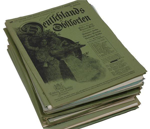 Deutschlands Obstsorten – Komplettausgabe im Original