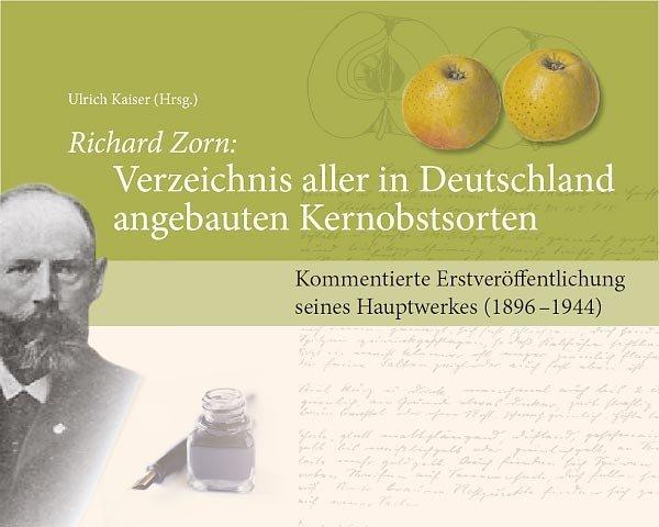 Verzeichnis aller in Deutschland angebauten Kernobstsorten