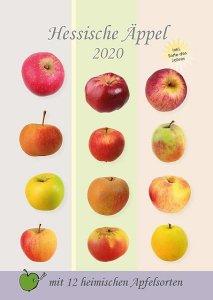 """Kalender """"Hessische Äppel 2020"""""""