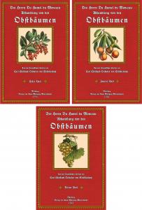 Abhandlung von den Obstbäumen – Band 1-3