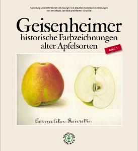 Geisenheimer historische Farbzeichnungen alter Apfelsorten