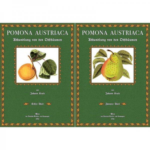 Pomona Austriaca – Band 1-2