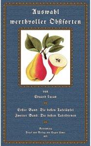 Auswahl werthvoller Obstsorten - 1 und 2